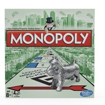 Monopoly Board Game Now Including The Cat - $26.59