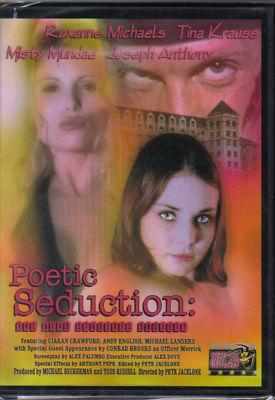 POETIC SEDUCTION - Sexy Misty Mundae - Tina Krause - NEW DVD