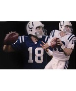 New! Great Peyton Manning Indianapolis Colts Art Print - $24.74