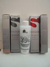 Matrix SoCOLOR Hair Color ~ Buy 4 Tubes; Get a 30 Volume 8 oz Developer ... - $5.24+