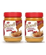 Lotus Biscoff Creamy European Cookie Spread 2 J... - $19.75