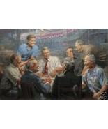 True Blues by Andy Thomas 8 Democrat Presidents... - $173.25