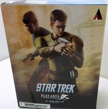 Star Trek Movies Captain Kirk Play Arts Kai Action Figure - $77.59