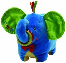 Gund Baby Fun Circus Jiffy The Elephant Plush Toy (Discontinued by Manuf... - $19.06