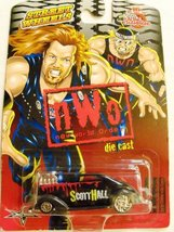 1999 Racing Champions Street Wheels Scott Hall Collectible Die Cast Car - $5.44