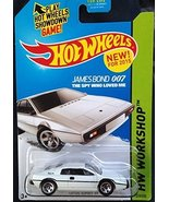 James Bond 007 the spy who loved me Hot wheels new for 2015 Lotus Esprit... - $1.99