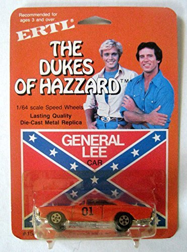 Primary image for ERTL The Dukes of Hazzard 1/64 Scale General Lee Replica Car