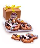 One Dozen Easter Belgian Chocolate Pretzel Twis... - $44.09