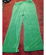 Bright Emerald Green Wide Leg Palazzo Pants - $22.44