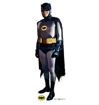 Batman 1966 Tv Series Adam West Lifesize Cardboard Standup Express Shipping 2057 - $39.95