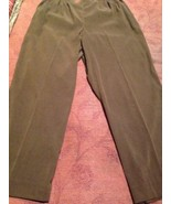 Chocolate Brown Wide Leg Pants - $22.44