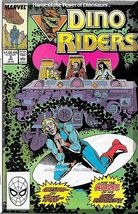 Dino-Riders #2 (1989) *Copper Age / Marvel Comics / Questar* - $5.49