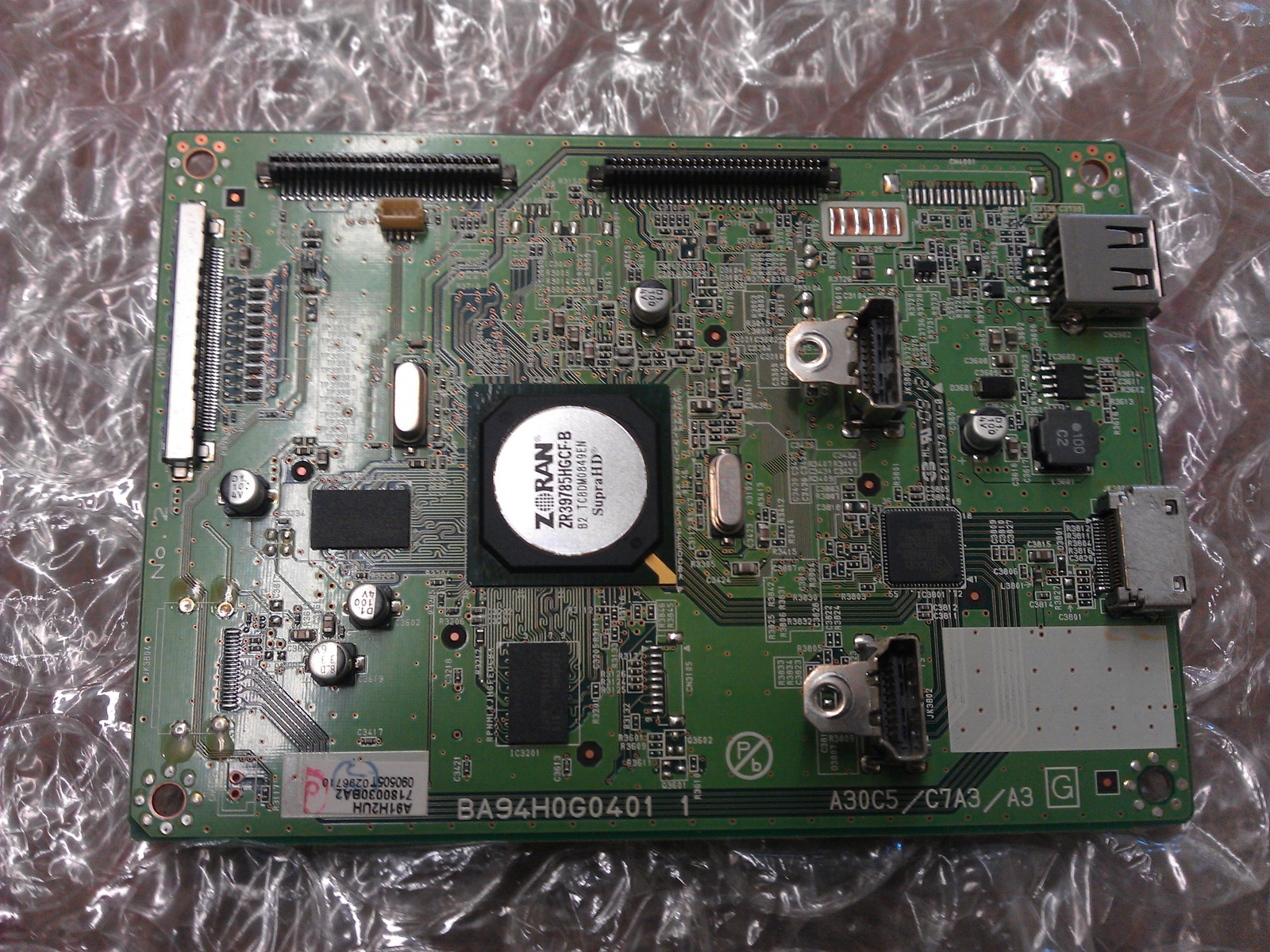 A91H2MMA-001 A91H2UH Digital Main Board From Philips 42PFL3704D/F7 DS1 LCD TV