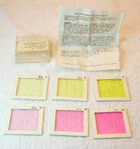 Spiratone 6 piece Color Filter set - many possi... - $2.99