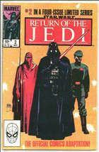 Return Of The Jedi #2 Star Wars 1983 Al Williamson (Ec) 1st Print Marvel Comics - $7.87