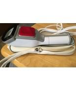 Rowenta DA-55 Electric Clothes Steamer Steam Brushw/ Carry Case - $22.43