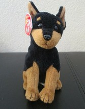 Ty Beanie Baby 2.0  Trooper the Doberman - $39.59