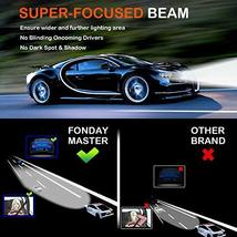 Fonday Master H11/H8/H9 LED Headlight Bulbs, Low Beam/Fog Light, 6000K Bright Wh image 2