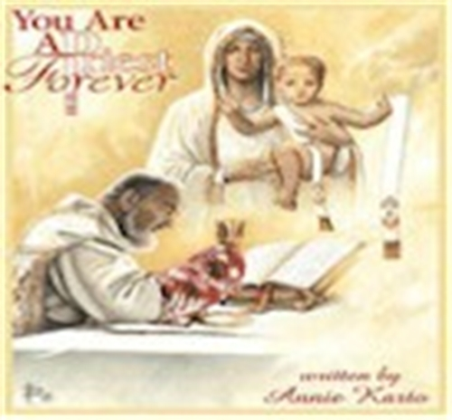 You are a priest forever  sheet music  by annie karto