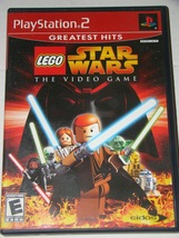 Playstation 2 - Lego Star Wars - The Video Game (Complete With Instructions) - $10.00
