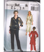 Butterick B4302 Women's Top Tunic Skirt Pants -... - $5.00