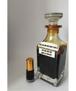 Authentic (Wild Kashmiri Kasturi) Real Deer Musk Pheromones ATTAR Oil 2ml+ - $5.11+