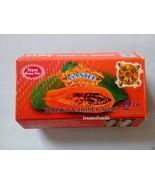 6x Thai Herbal Soap Papaya & Honey Q10 Vitamin C ,E AHA Lightening Anti ... - $44.00