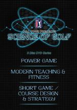 SCIENCE OF GOLF-3PK DVD - $27.67