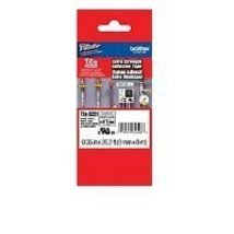 """Brother Genuine P-Touch TZE-221 Tape, Extra Strength 9mm, 0.35"""", Laminat... - $22.53"""