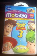 NEW Vtech V Smile Motion Active Learning Game Disney Pixar Toy Story 3 Y... - $9.99