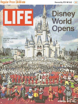 """Counted Cross Stitch  Life cover disney open 27.55""""X35.00"""" L449 - $3.99"""