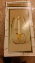 Swirl Candle Lamp - $19.78