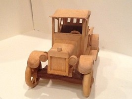 New Unique Handmade Scaled Wooden Wood Collecti... - $169.32