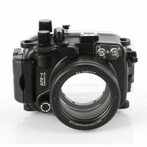 Underwater Waterproof Housing Camera Case for Canon G7X II Mark II 2 Camera - $149.99