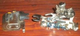 Rotary Presser Foot Ruffler 5 Stitch & Shirring Plate Used Working Rotar... - $10.00
