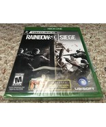 Rainbow Six Siege - Xbox One - Brand New Factory Sealed - $34.99