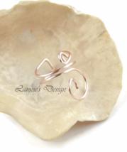 Light Pink Ear Cuff, Simple Cartilage No Piercing Earrings - $9.90+