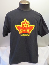 Local Hockey Tournament Shirt - Read Army Tournment - Communist Graphic ... - $39.00