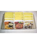 My Great Recipes Cards Collection by Mary Masters;766+  Recipe Cards in Box,1984 - $24.99