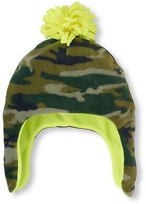 The Children's Place boys winter hat Camo Size-L/XL 8+Yrs  NWT - $7.56