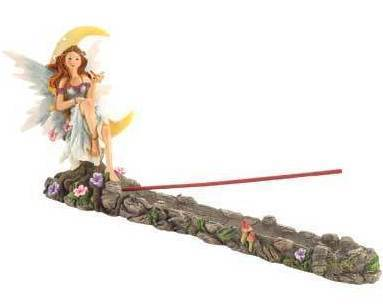 Fairy Moon Incense Holder
