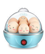 7 Eggs Boiler Cooker Steamer Poacher Kitchen - Multi-function Electric U... - £17.83 GBP