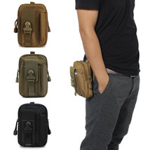 Tactical Waist Bags Outdoor Sport Saddlebag Purse Mobile Phone Case D30 Men - $19.99