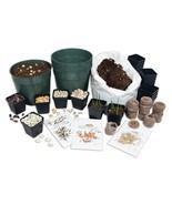 Starter Plant Seedling Set Growing Delta Education 110-8349 Planting USA... - $42.56