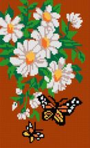 "Latch Hook Pattern Chart: READICUT #275 Daisy Delight 22"" x 36""  - EMAIL2u - $6.95"