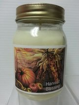 Harvest Blessings 16oz All Natural Soy Candle [Kitchen] - $12.99