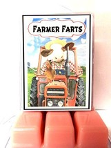Farmer Farts (Fruity Blend) 3.2 Ounce Wax Tarts - Scent Brick, Wickless ... - €2,64 EUR