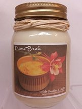 Creme Brulee - 16oz All Natural Soy Candle [Kitchen] - $13.99