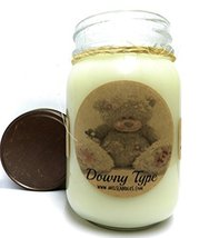 Downy Type (Clean Scent) 16oz Country Jar All Natural Soy Candle Approxi... - €11,77 EUR