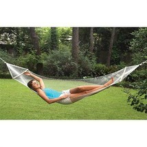 Texsport 14256 Montego Bay Rope Hammock NEW - $22.95